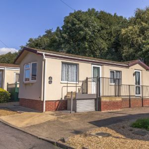 Fengate Mobile Home Park, Peterborough, PE1
