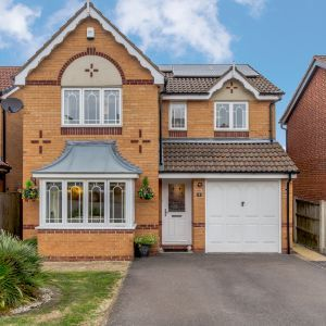 Hambleton Rise, Forest Town, Mansfield, NG19