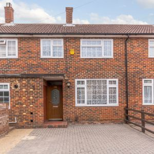 Calbroke Road, Slough, SL2