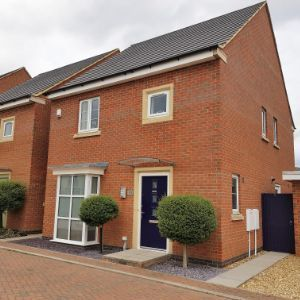 Spring Avenue, Hampton Vale, Peterborough, PE7