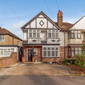 Park Crescent, Harrow, HA3