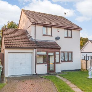 Brake Wood Close, Barnstaple, EX31