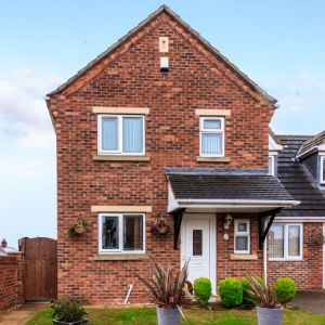 Haslemere Court, Bentley, Doncaster DN5 9GD