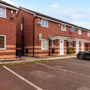 Calico Close, Salford M3