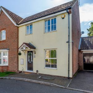 Hyde Close, Chafford Hundred, RM16 6RR