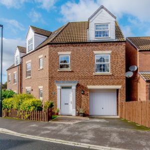 Calvert Way, Bedale, DL8 2AP
