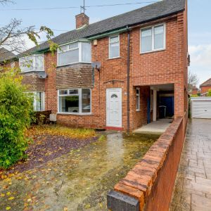 Morley Avenue, Chesterfield, S40 4DA
