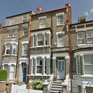 Allison Road, London, W3