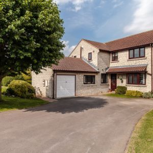 Hillside Close, Hillam, Leeds, LS25