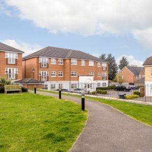 Flat, Fetlar Court, 32 Bampton Drive, London, NW7