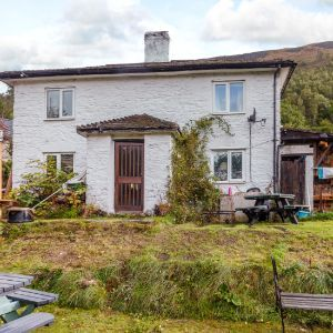 Abbey Cottage, The cottage of Llangollen, LL20