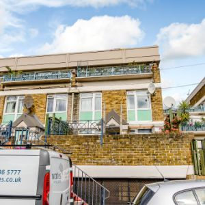 Flat, Crowhurst House,  Aytoun Road,  London, SW9