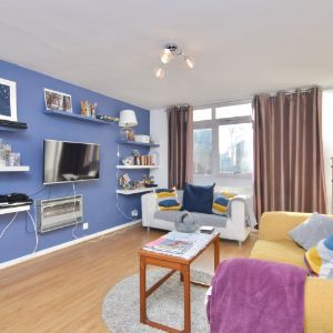 Flat, Baly House, Palace Road, London, SW2