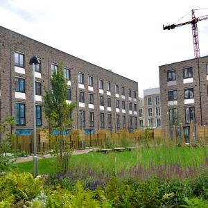 Schooner Road, Royal Wharf Development, London, E16