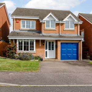 7 Johnsons Field, , Olney, MK46 5JF