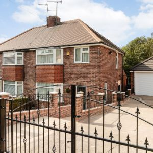 Herries Road, Sheffield, S5 8