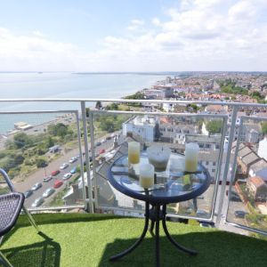 Tower Court, Westcliff Parade,  Westcliff-on-sea, SS0