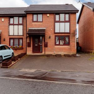 New Wellington Close, Blackburn, BB2