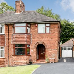Bramfield Drive, Newcastle, ST5