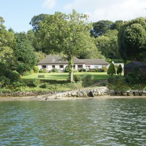Helford River Waterside, Budock Vean, Mawnan Smith  Porth Navas Creek, TR11