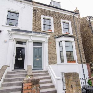 Flat B, 6 St. Philip's Road, London, E8 3BP