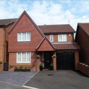 Sparrow Close, Ilkeston, DE7
