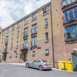 Stair case 12 , Flat 13, Kempton Court, 2 Durward Street, London, E1
