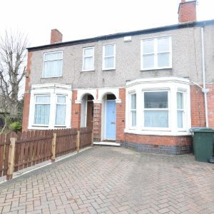 Glendower Avenue, Coventry, CV5
