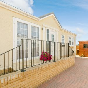 Manor Park Homes Estate, (off) new road, Hailsham, BN27