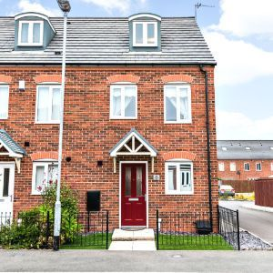 Speakman Way, Prescot, L34