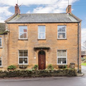 Hele House, South Petherton, Somerset, ta13