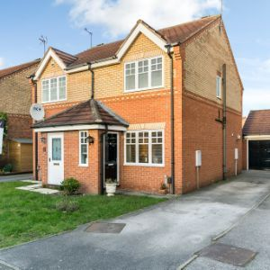 Morehall Close, York, North Yorkshire, YO30
