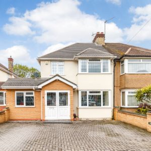 Ashdown Road, Uxbridge, UB10