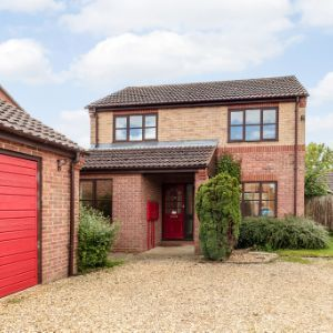 Bede Road, Baston, Peterborough, PE6