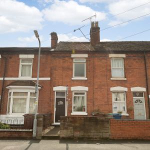Peel Terrace, Stafford, ST16