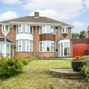 Welwyndale Road, Sutton Coldfield, B72