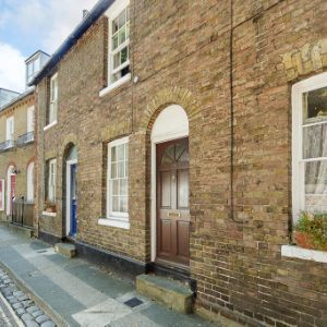 Castle Row, Canterbury, Kent, CT1