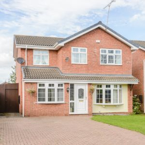 Wharfedale Avenue, Coppenhall, Crewe, Cheshire, CW1