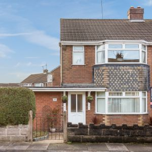 Clandon Avenue, Stoke-on-trent, ST6