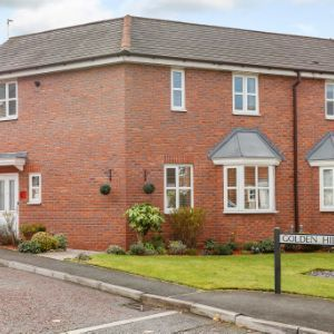 Golden Hill, Wychwood Village,Weston,CW2 5SG