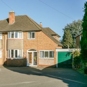 Clarence Road, Four Oaks, West Midlands, B74