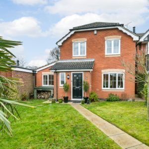 The Elms, Markfield, LE67