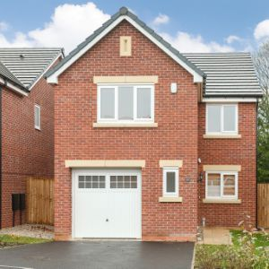 Mccorquodale Gardens, Newton-le-willows, WA12