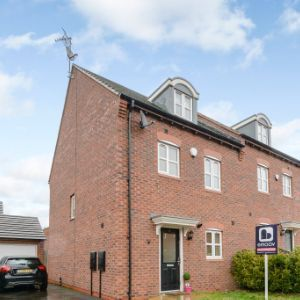 Jersey Close, Coventry, CV3