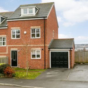 Verona Rise, Barnsley, South Yorkshire, S73