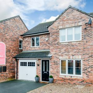 Cypress Heights, Barnsley, South Yorkshire, S71