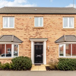 Pandora Drive, Peterborough, Cambridgeshire, PE2