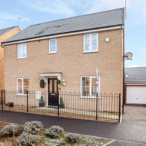Everest way , Peterborough, Cambridgeshire, PE7