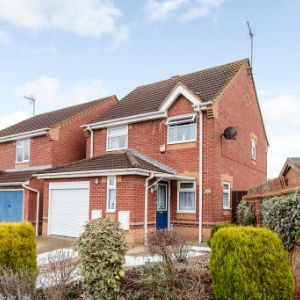Curlew Grove, Peterborough, PE2