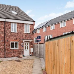 Wheatcroft Gardens, Penistone, South Yorkshire